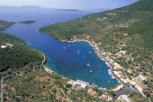 Sivota Lefkas Griekenland