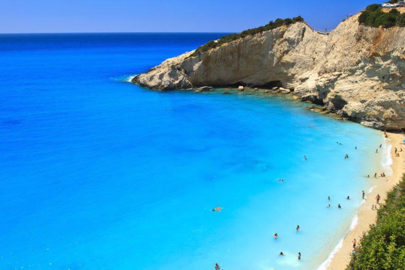 Vakantie Lefkas - Griekenland