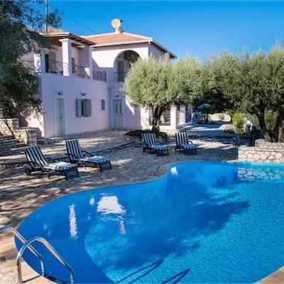 Villa Huren Op Lefkas- Griekenland
