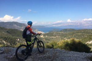 Fietsen - Lefkas - Griekenland