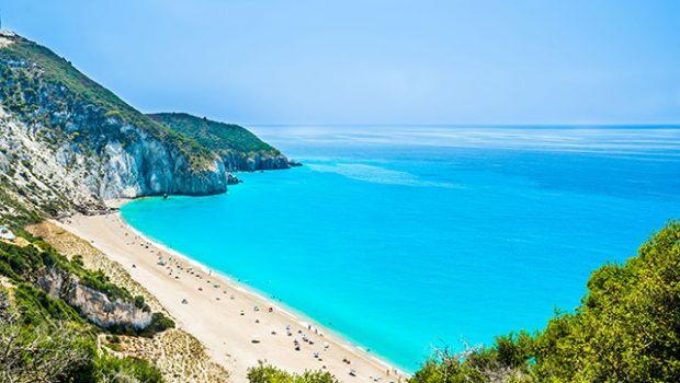 Milos beach - Lefkas - Griekenland