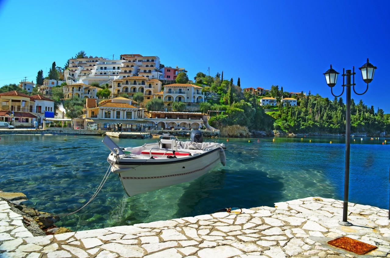 Sivota – Griekenland